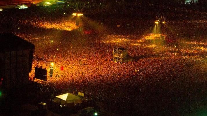 """Unas 120 mil personas se sumaron a la multitudinaria """"misa india"""""""