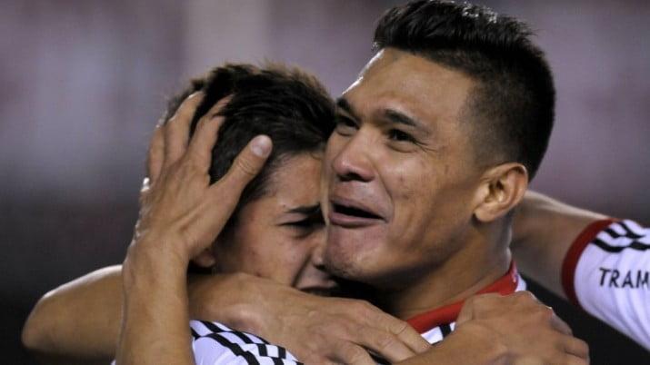 River derrotó a Liga de Loja y se medirá con Lanús en cuartos de final