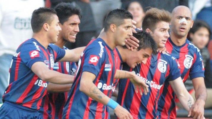 San Lorenzo goleó a Gimnasia y llegó a la cima del torneo Inicial
