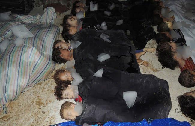 EEUU afirma tener pruebas físicas de que el gobierno sirio usó gas sarín