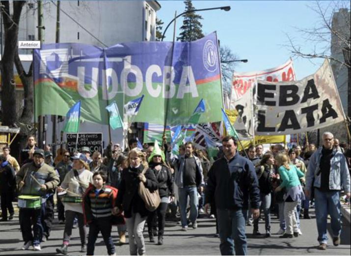Docentes de UDocBA pararán por 48 horas en demanda de aumento salarial