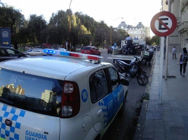 En tan sólo 7 días la Guardia Urbana labró más de mil infracciones de tránsito y secuestró 201 vehículos