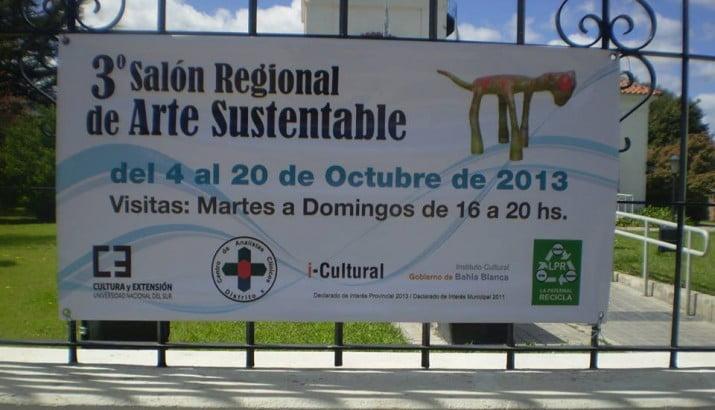 3er Salón Regional de Arte Sustentable de Bahía Blanca