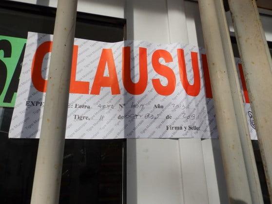 Massa clausuró comercios por firmar acuerdos con la tarjeta Argenta