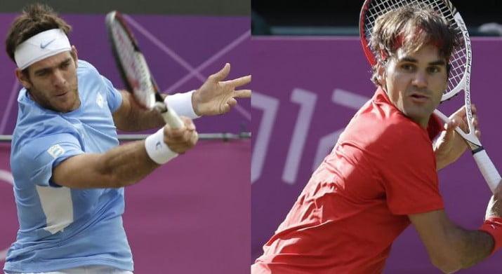 Del Potro y Federer reeditarán en el ATP Basilea la final de 2012