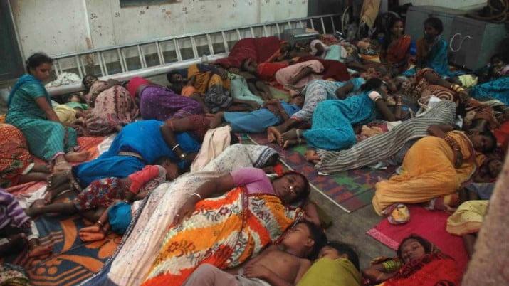 Alerta en India: 440 mil evacuados por la llegada del ciclón Phailin