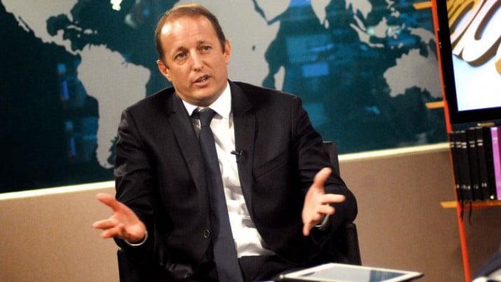 Insaurralde develó cómo fue la caída que obligó a Cristina Kirchner a operarse