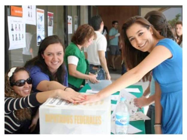 El 56% de los adolescentes consideran positiva la oportunidad de votar