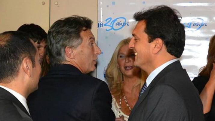 Empezó la pulseada entre Macri y Massa: tres diputados del FR se pasan al PRO