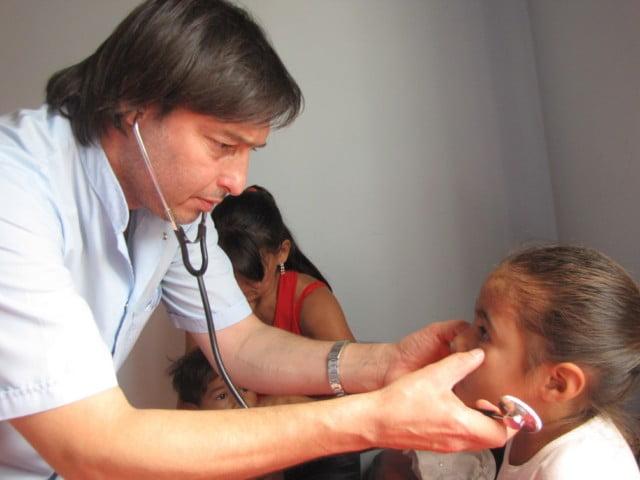 Argentina tiene 3,8 médicos por cada 1.000 habitantes