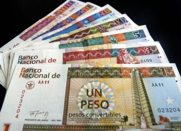 Cuba anunció la eliminación de la doble moneda