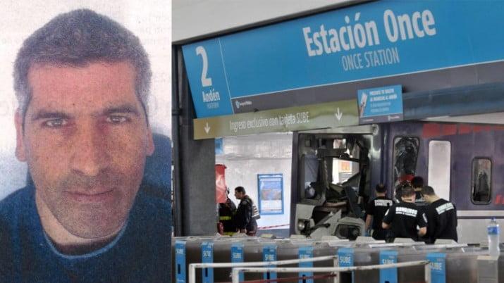 El motorman continúa internado y con custodia: sería operado antes de declarar por el choque del tren
