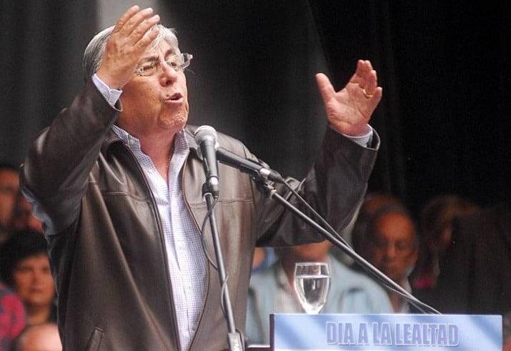 """Moyano prometió """"hablar con todos los sectores"""" después de las elecciones"""