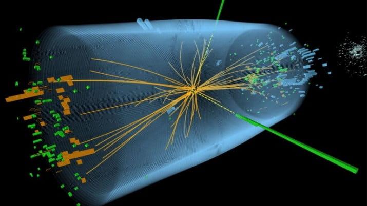 """El Nobel de Física fue para """"la partícula de Dios"""""""