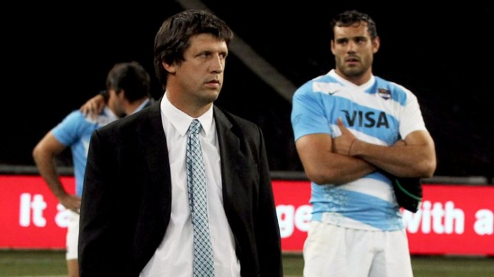Santiago Phelan presentó su renuncia como entrenador de Los Pumas