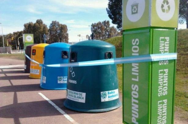 """La comuna presentó el programa ambiental """"Puntos Limpios"""""""