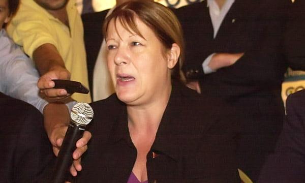 Stolbizer confirmó que no habrá debate