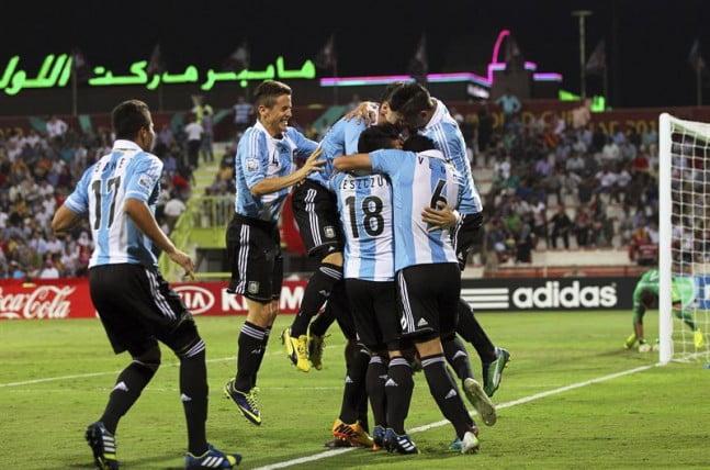 Mundial Sub 17: Argentina derrotó a Túnez y accedió a cuartos de final