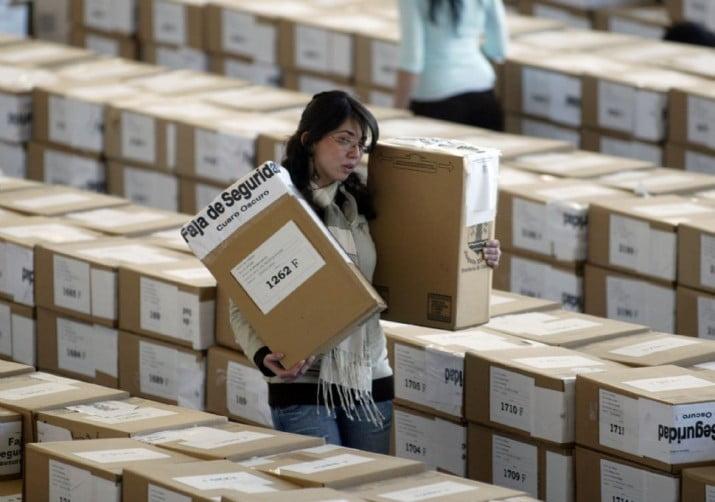 Más de 91 mil efectivos custodiarán el operativo de las elecciones