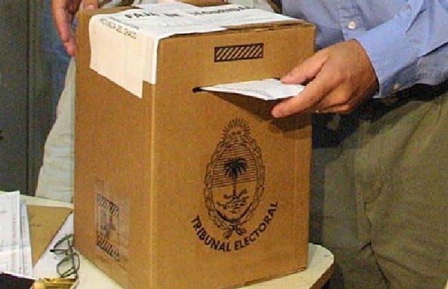 """El jueves vence el plazo para justificar la """"no emisión del voto"""""""