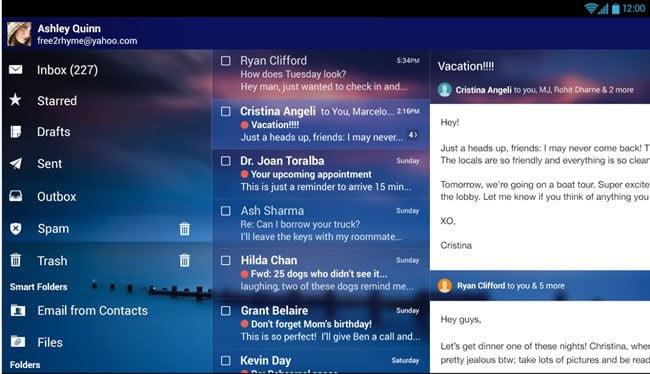 Yahoo! renueva su servicio de correo y ofrece 1 TB de almacenamiento gratis