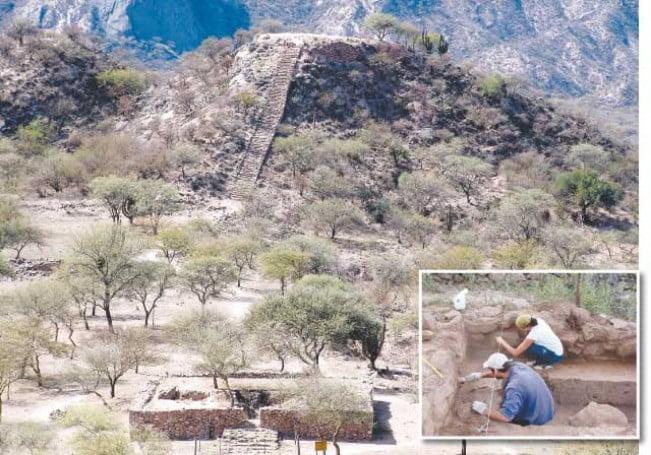 """Para la ciencia y el turismo, reabren El Shincal, """"la Cuzco de Argentina"""""""