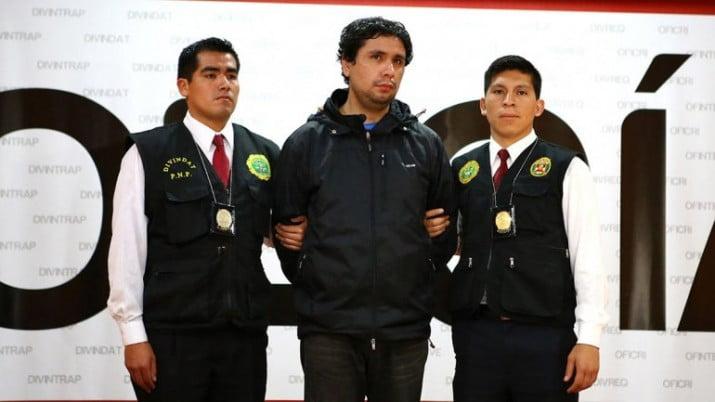 Detienen en Perú al mayor abusador de niños hispanos en Internet: 500 víctimas