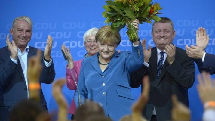 Alemania: Merkel y los socialdemócratas gobernarán en coalición hasta 2017