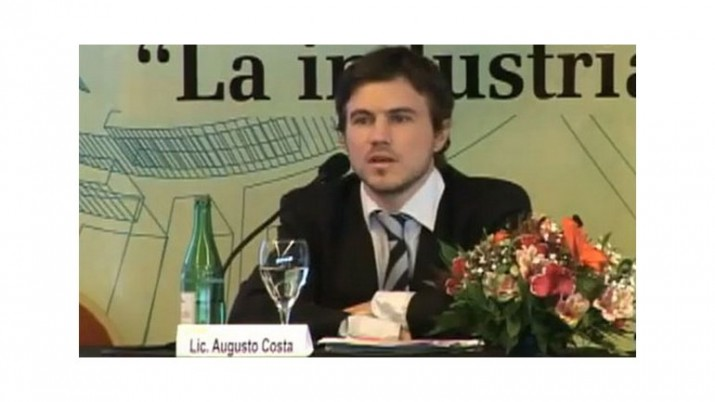 Quién es Augusto Costa, el sucesor de Moreno