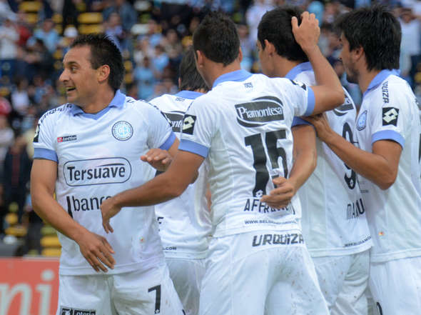 Belgrano venció a Colon en Córdoba