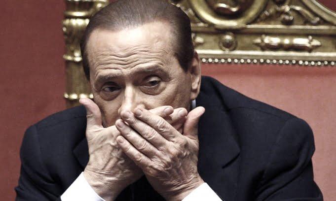 """Berlusconi: """"Mis hijos se sienten como judíos bajo el régimen de Hitler"""""""
