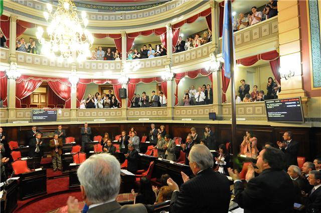 Cámara alta bonaerense: los 23 senadores que ingresarán en diciembre