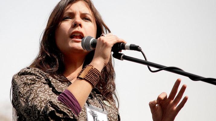 Chile: la líder estudiantil Camila Vallejo entró al Congreso