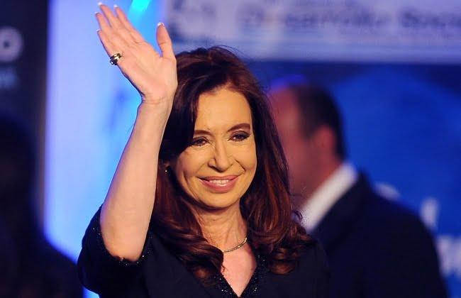 Hoy Cristina se realiza chequeos y en los próximos días retomará su actividad