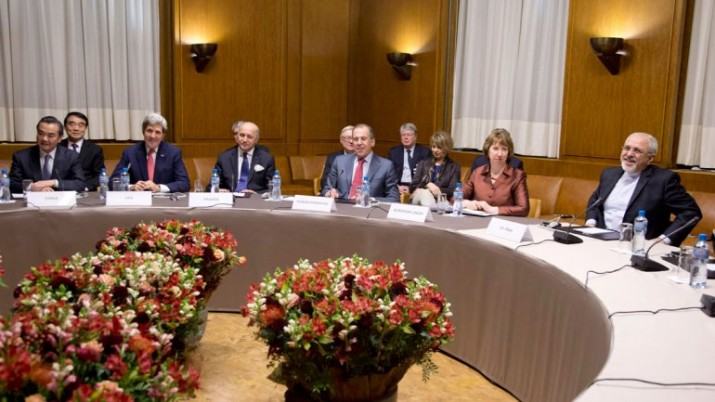 Ginebra: las potencias del G5+1 acordaron con Irán suspender el enriquecimiento de uranio