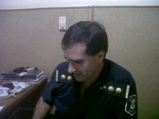 Adrián Deon, titular de la Comisaría Tercera, falleció en un accidente de tránsito