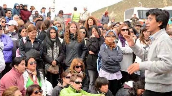 Docentes de Chubut resuelven si levantan el paro tras más de setenta días sin clases