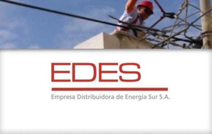 EDES mañana cortará la energía eléctrica en 14 barrios