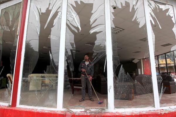La ola de atentados dejó 45 muertos y un centenar de heridos en Irak