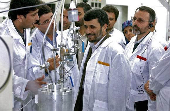 Irán frena su desarrollo nuclear