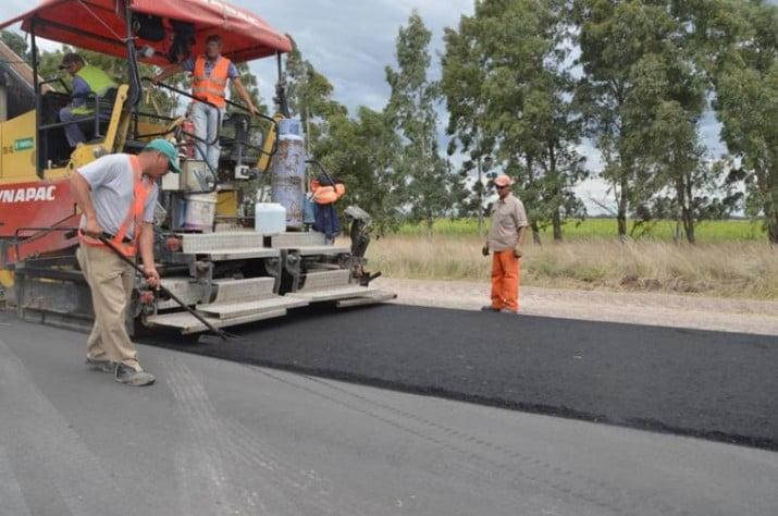 Se repavimentará la Ruta 72 entre Sierra de la Ventana y Saldungaray