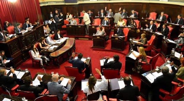 La Legislatura bonaerense aprobó el Presupuesto y la Ley Impositiva