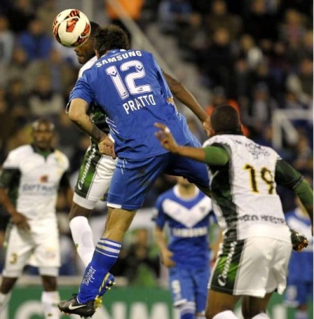 Vélez busca el pase a las semis de la Sudamericana