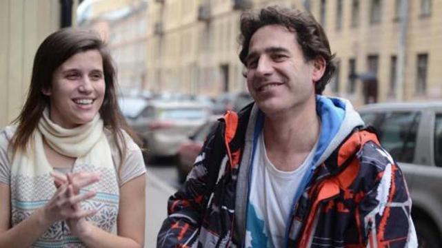 Los argentinos de Greenpeace regresaron hoy a la Argentina