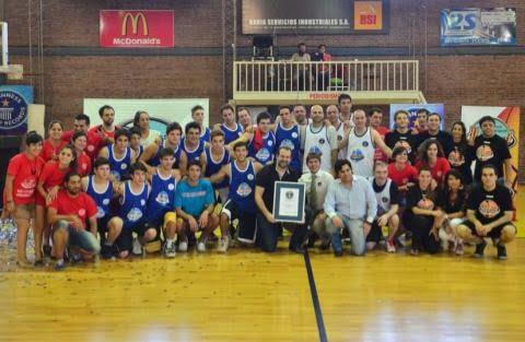 Bahía Blanca obtuvo su 2º Guinness World Records