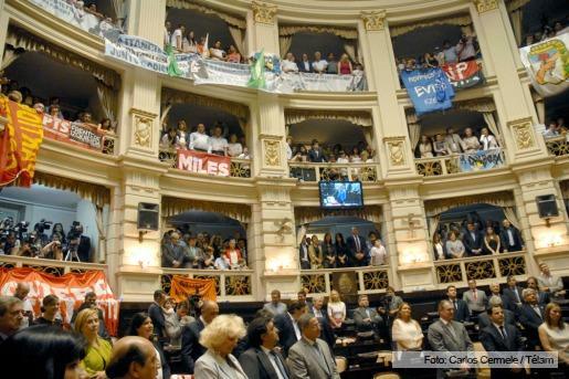 Asumieron los nuevos legisladores bonaerenses y definieron autoridades