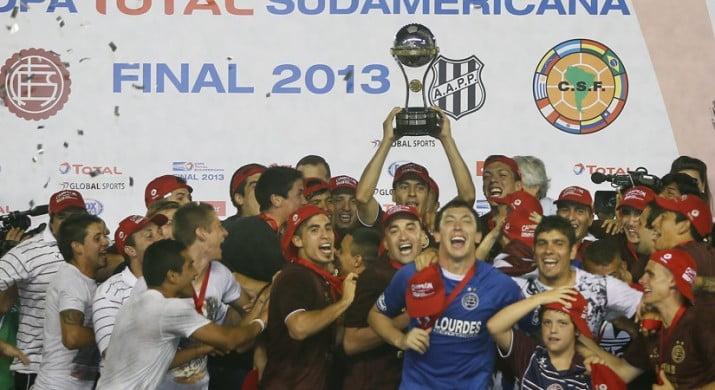 Lanus campeón de la Sudamericana