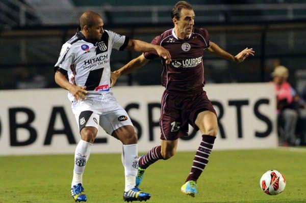 Lanús y Ponte Preta igualaron en el partido de ida de la final de la Copa