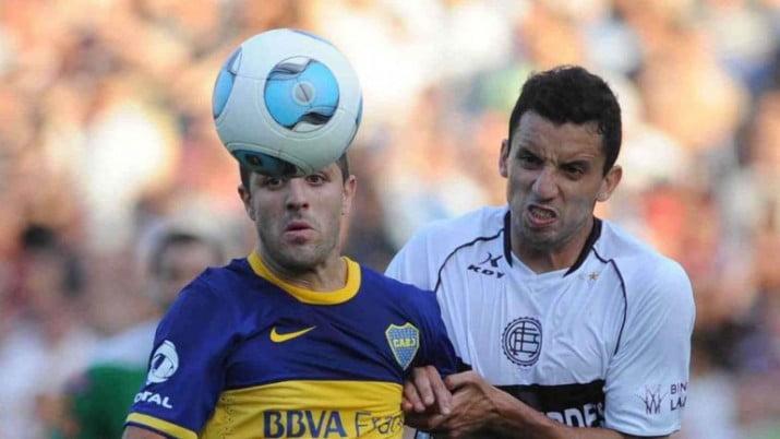 En un partido vibrante, Boca y Lanús igualaron en el Sur