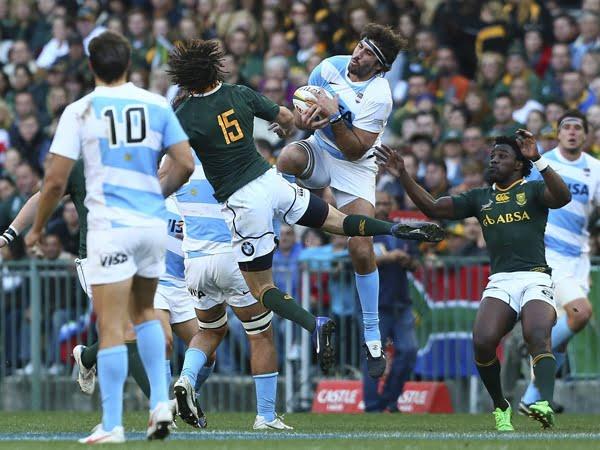 Se confirmó el fixture del Rugby Championship 2014
